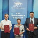 Тюменские общественники вносят предложения в народную программу «Единой России»