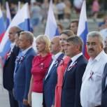 Леонид Черкесов: Российский триколор - наш общий символ