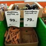 Сосновские активисты проводят мониторинг цен на продукты питания
