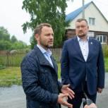 Павел Федяев оценил реализацию энергосервисного контракта в Топках