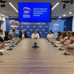 Михаил Струк подписал соглашение о сотрудничестве Штаба общественной поддержки с молодежными активистами