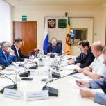 Олег Мельниченко поручил ускорить подготовку ПСД для участия в программах «Чистая вода» и «Водоотведение»