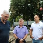 Ремонт теплотрассы на улице Новой в Рязани идет с отставанием от сроков