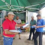 Яшалтинские депутаты информируют о «Народной программе»