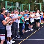 Единороссы приняли участие в праздновании Дня физкультурника