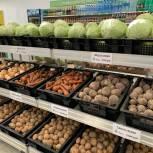 «Единая Россия» добилась снижения цен на основные продукты питания
