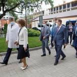 В рамках нацпроекта «Здравоохранение» в Воронежской области реализуются 7 проектов