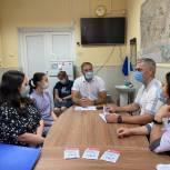 Депутаты донского парламента продолжают встречи с медиками