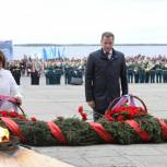 «Огненные мили Победы»: в Архангельске состоялся митинг в честь 80-летия первого союзного конвоя «Дервиш»