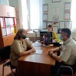 Депутат Еманжелинского района помогла жителям решить вопрос по переносу мусорных контейнеров