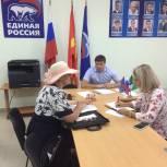 Александр Решетников встретился с жителями Ашинского района