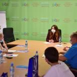 Представители клуба инвалидов «Шанс» внесли предложения в народную программу «Единой России»