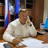 Депутат Максим Колесников провел консультацию ростовчан в дистанционном режиме