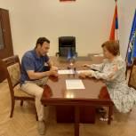 В региональном Штабе общественной поддержки Партии «Единая Россия» подписано соглашение с реготделением «Союза женщин России»