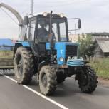 Почти 7 км подъезда к деревне Ковригино отремонтировали в Городецком районе