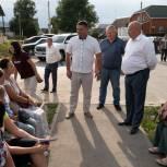 Проблему водоснабжения в селе Заокское решат до середины сентября