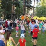 В Твери прошёл праздник для жителей микрорайона Первомайский