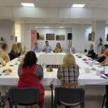 Круглый стол «Перемены. Новая экономика и работа у дома» прошел в рамках обсуждений инициатив для включения в программу «Подмосковье – территория перемен»