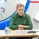 Анна Попова: Роспотребнадзор рассчитывает на поддержку депутатов от «Единой России» при реализации программы «Санитарный щит»