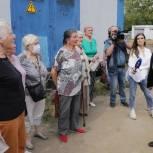 Петр Толстой обсудил с москвичами идею строительства ФОКа в районе Выхино-Жулебино
