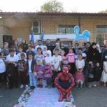 Активисты Единого волонтерского штаба в Хасавюрте присоединились к акции «Собери ребенка в школу»