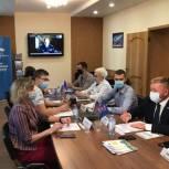 Более 300 предложений в Народную программу собрано в региональном штабе общественной поддержки