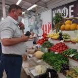Агапов: Цены на овощи начали снижаться