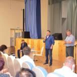 Андрей Воробьев: «Со следующего года стартует масштабная программа по благоустройству дворов в Заводском районе»