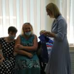 Мария Львова-Белова приняла участие в благотворительной акции «Собери ребенка в школу»