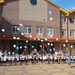 В Курске провели спортивные соревнования для маленьких спортсменов