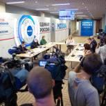«Единая Россия» и Правительство разработали основные направления программы «Санитарный щит»