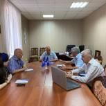 В региональном штабе общественной поддержки партии прошёл круглый стол