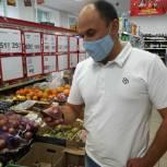 В регионе ведется работа по стабилизации цен на продукты «борщевого набора»