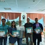 Александра Сызранцева поздравила родителей первоклассников Ленинского района с Днём Знаний