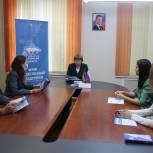 В штабе общественной поддержки партии прошло совещание по обсуждению народной программы партии