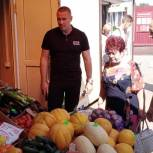 """Можайские единороссы продолжают мониторить цены продуктов из """"борщевого набора"""""""