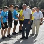 В Железнодорожном районе стартовали соревнования по футболу на Кубок депутатов Пензенской городской Думы