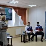 Рязанцы пообщались с участниками Олимпийских игр в Токио