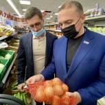 В Солнечногорске продолжаются рейды по мониторингу цен на «борщевой набор»