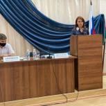 Депутат Госдумы встретилась с профактивом Тихорецкого района