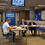 Андрей Турчак: Процесс получения единовременных выплат для пенсионеров надо сделать максимально простым и удобным