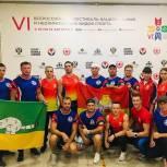 Верхнеуральские спортсмены не подвели Уральский федеральный округ