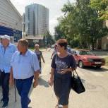 Панков: В Волжском районе нужно особое внимание ремонту сетей и благоустройству