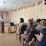 Наталья Назарова посетила детские сады Первомайского района