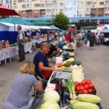 В Рязанской области организованы дополнительные площадки для торговли сезонными овощами