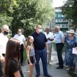 Парламентарии принимают участие в рабочей поездке врио губернатора в город Кузнецк