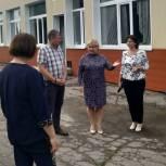 Депутат Московской областной Думы Татьяна Сердюкова посетила городской округ Шаховская