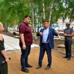 Дамир Фахрутдинов осмотрел объекты «Городской среды»