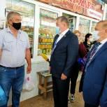 Активисты «Народного контроля» проверили цены на продукты «борщевого набора» в торговом центре «Шупашкар» в Чебоксарах