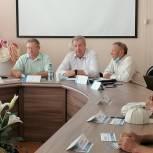Виталий Бахметьев встретился с ветеранами Кизильского района